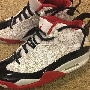 Nike Air Jordan Men's Two 3 Basketball Shoes Sz 8